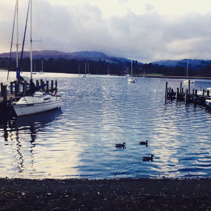 Starting the new year 2015, trip to Lake Windermere
