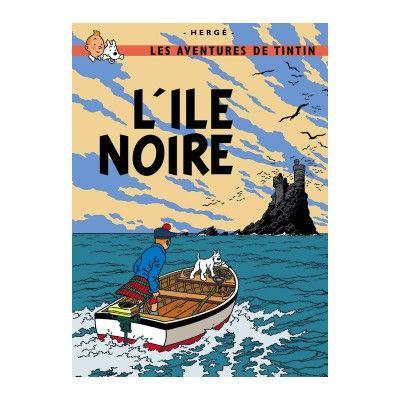 | L' île Noire – Poster