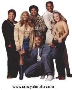 The Parkers TV Show Cast