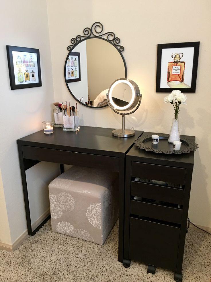 oltre 1000 idee su micke schreibtisch su pinterest. Black Bedroom Furniture Sets. Home Design Ideas