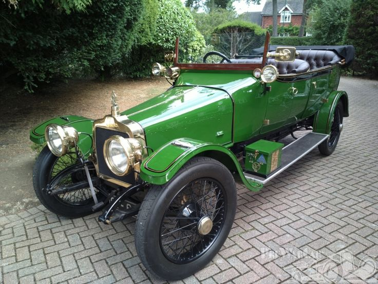 1913 Talbot London 6 CT open Tourer -