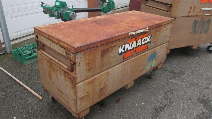 Knaack tool Box Snohomish WA Used #Knaack