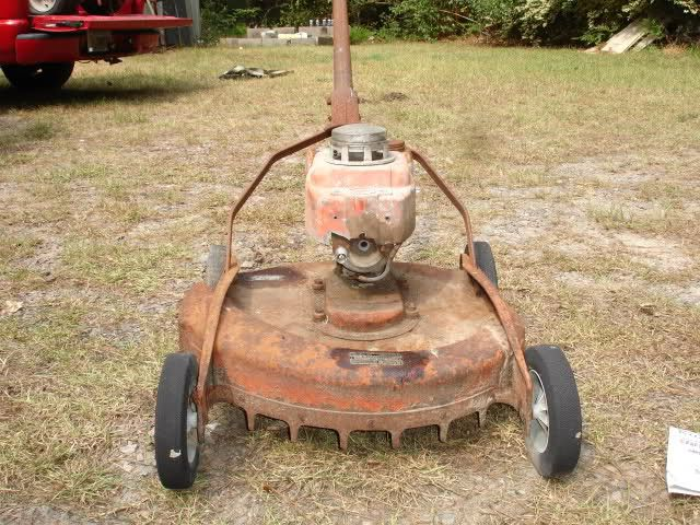 Vintage Craftsman Riding Lawn Mower : Help with old craftsman push mower info