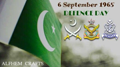 Celebrating Pakistan Defence Day on 6 September