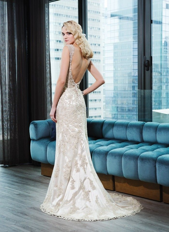 The 53 best Justin Alexander images on Pinterest | Wedding frocks ...