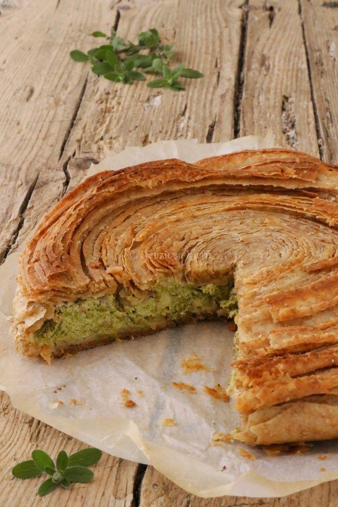 Torta salata con asparagi - Deliziosa Virtù