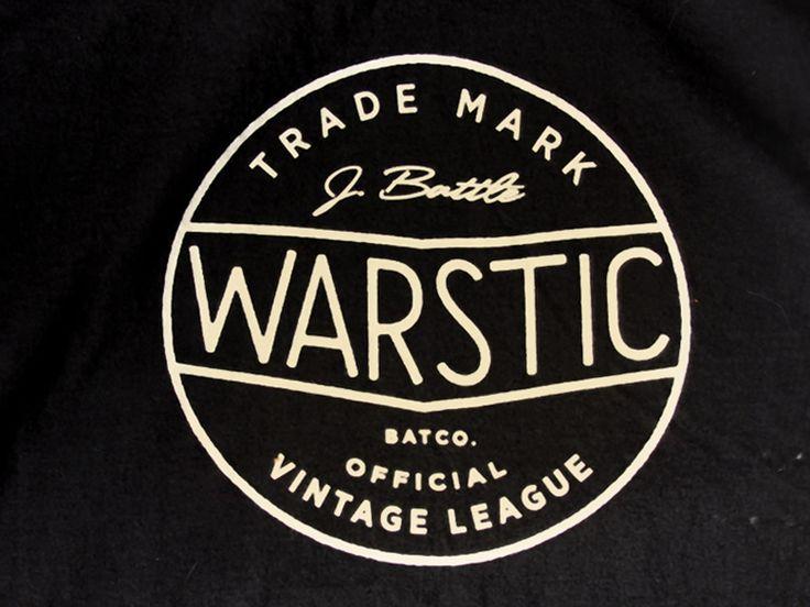 Vintage Warstic By Benjamin Jenkins