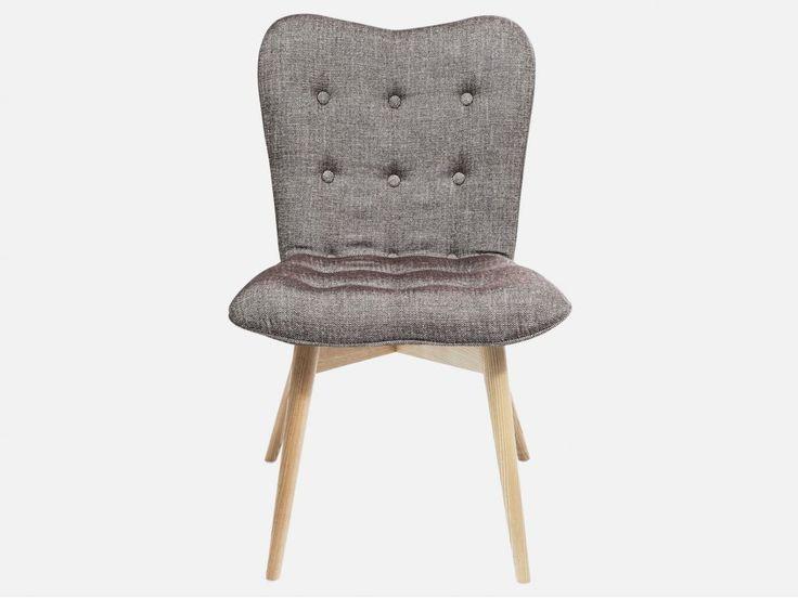 Krzesło Angels Wings Rhythm brązowe — Krzesła — KARE® Design