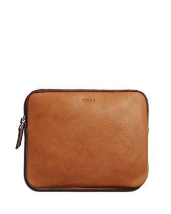 "Leather+Portfolio+Case,+10.2""+by+Shinola+at+Neiman+Marcus."
