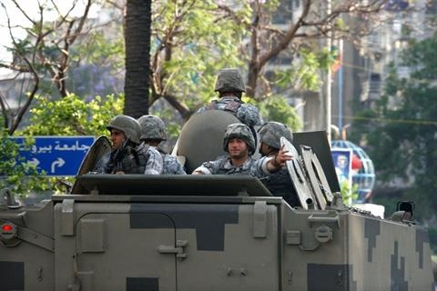 Batallas se entienden a Tripoli en el Líbano - Noticias de Hoy - Noticias Internacionales - Noticias de Ultima Hora