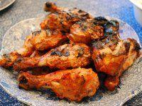 Tandoori Csirke Masala, sütőben sütve