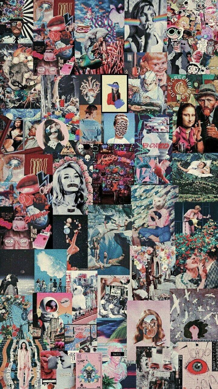 Gambar Ditemukan Oleh Neyran Temukan Dan Simpan Gambar Dan Videomu Di We Heart It Art Wallpaper Retro Wallpaper Wallpapers Vintage