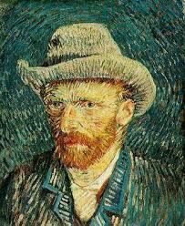 Auto-Retrato -Van Gogh-