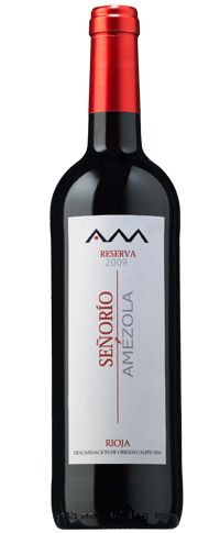 Sénorio Amerola Réserva 2009 vinoseleccion.fr | Collection de 6 Reservas de Rioja