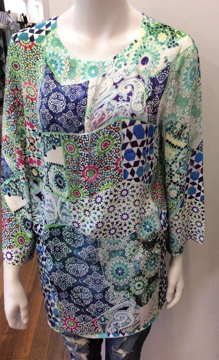 Seven Sisters - Raja Crystal Long Shirt