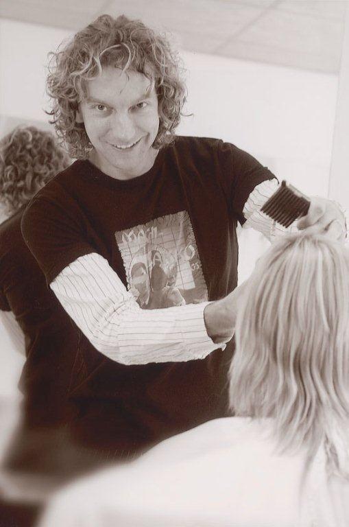 Tips voor krullend haar van topkapper Piet-Jan Duivenvoorden