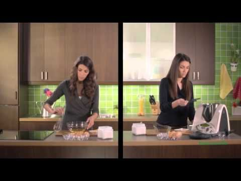 ▶ Adapting your recipes to Thermomix - Beating egg whites - YouTube