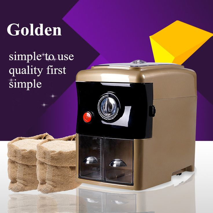 Automatic rice mill milling machine  mini household rice husker electric unpolished rice polisher ZF #Affiliate