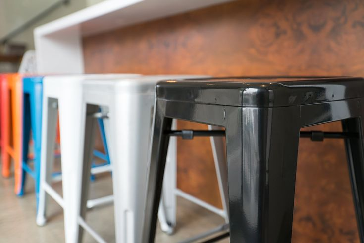 5 Creative Ways to Use Bar Stools In Your Home #creativity #barstools #stools