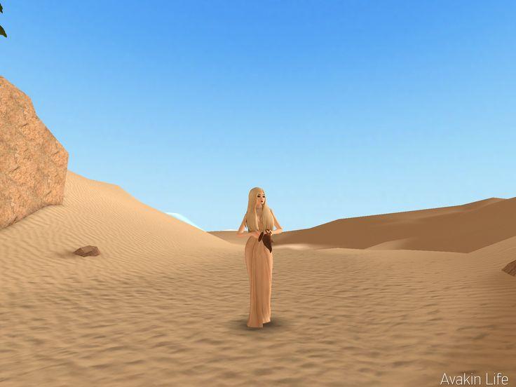 #Avakinlife #desert