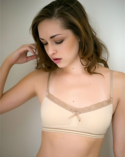 Small bra styles for those of us who are (ahem) less ...