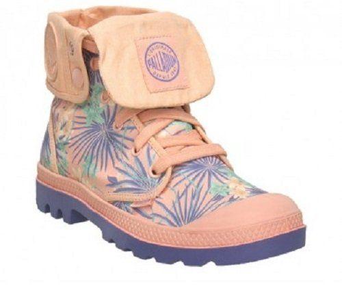 Palladium Women's Baggy Canvas Ankle Boot $89.95 petesshoesonline.com
