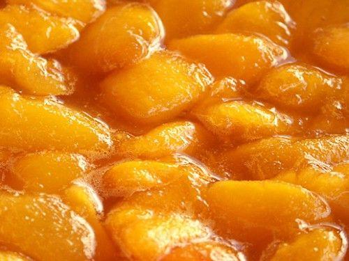 Варим персиковое варенье / Простые рецепты