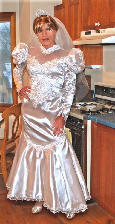 afc059879 Transvestite bride