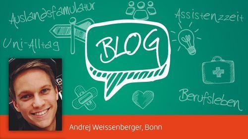 Bewerbung, richtiges Lernen, Physikum und Pflegepraktikum: Andrej Weissenberger gibt Tipps zu allen Themen, die Medizinstudenten bewegen. Selbst an der Universität Bonn eingeschrieben, sorgt er in seinem Blog regelmäßig für Einblicke in seine eigenen Erfahrungen. Teil 16: Lernen mit den Skripten von MEDI-LEARN.