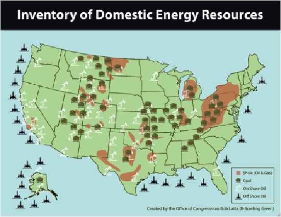 natural resources a12160c72c63b6741c09bfde84ae02e9 map of usa energy resources