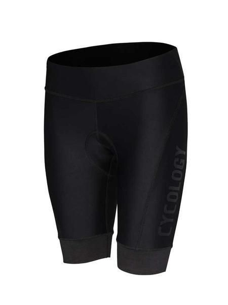 Black Ladies Cycling  Shorts