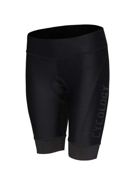 Black Ladies Cycling  Shorts