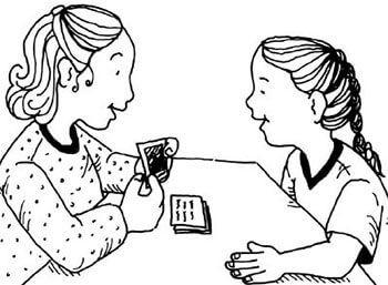Flash card: giochi per insegnare inglese ai bambini