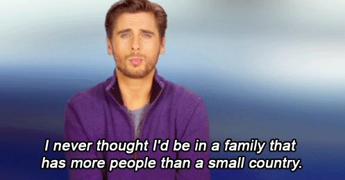 Community Post: 24 Reasons Why Scott Disick Is Actually The Best Thing To Happen To The Kardashians