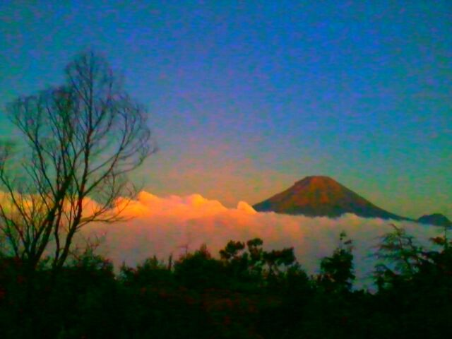 SUNSET SIKUNIR WONOSOBO