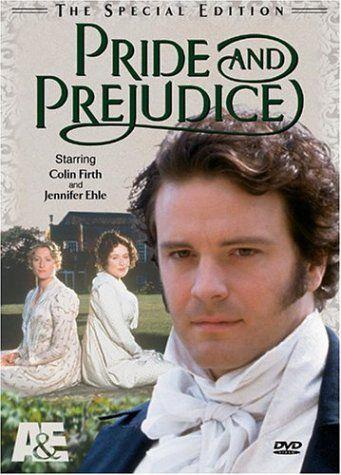 Pride and Prejudice, miniserie inglesa de 1995. En mi apreciación, la mejor adaptación de esa novela de Jane Austen. Y con un mega plus: Colin Firth como el mejor Mr. Darcy de todos los tiempos...