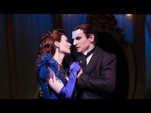Liebe stirbt nie Phantom II EPK Hamburg Stage Operettenhaus Andrew Lloyd Webber Love Never Dies - YouTube