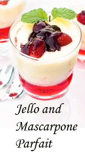 Looking for an easy elegant dessert? Go no further.  Mascarpone is always a winner in any dessert.  If you are throwing a party and would like to prepare the dessert one or two days in advance, then this would be an ideal choice - the simple dessert will really wow your dinner guests! An absolute delight!