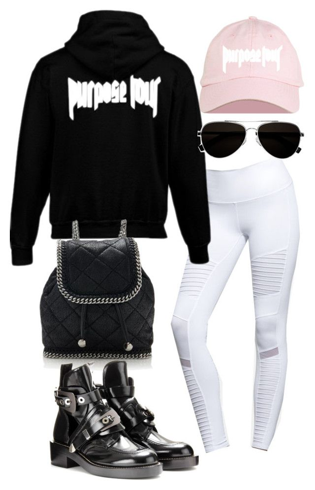 """""""Untitled #4707"""" by lilaclynn ❤ liked on Polyvore featuring Justin Bieber, STELLA McCARTNEY, Balenciaga, Calvin Klein, JustinBieber, StellaMcCartney and CalvinKlein"""