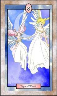 the Sailor Tarot