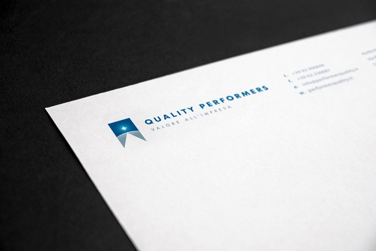 Quality Performers - Particular - Letterhead