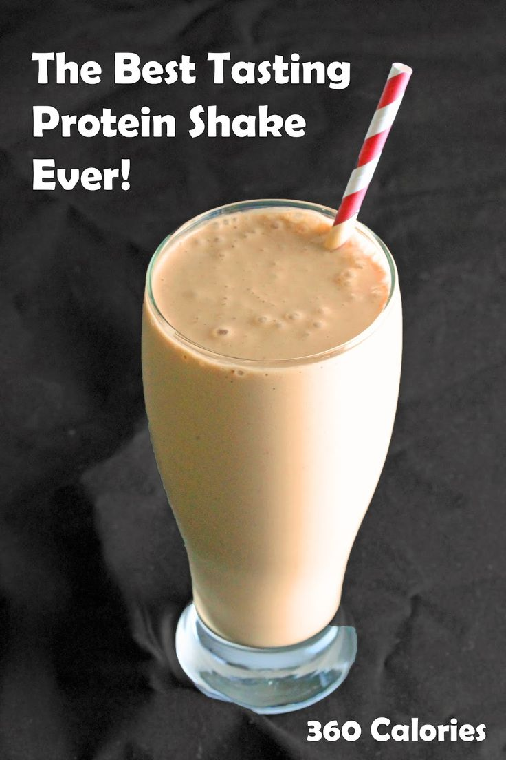 I totally crave these things! The Best Tasting Protein Shake Ever | The Stay at Home Chef