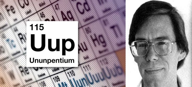 Bob Lazar: Finally Element 115 is Added to the Periodic Table