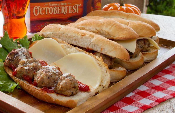Recipes   Easy Recipes and Dinner Ideas   Samuel Adams® Octoberfest Meatballs   Fareway