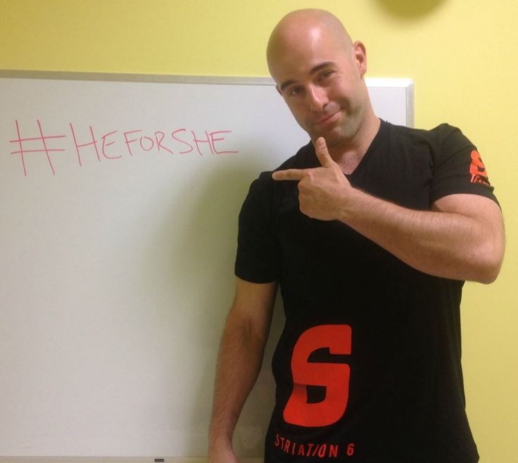 We support #HeForShe! Striator Sam adds his voice to this important initiative. Learn more here: http://www.heforshe.org/