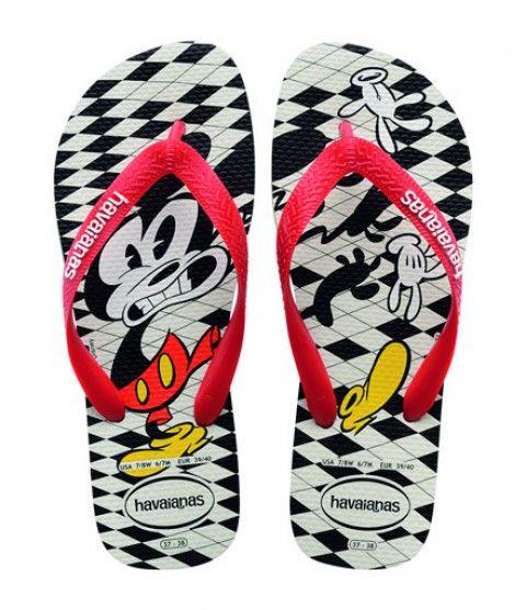 Check our new types of flip flops! Havaianas Disney Art White/Red Flip Flop @flopstore.hk flopstore.hk/hk_english/havaianas-disney-art-white-red-flip-flop.html
