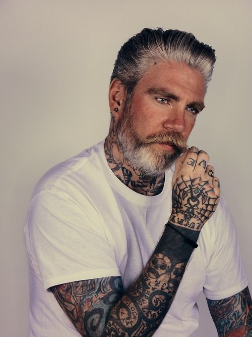 tattooed man - Google zoeken