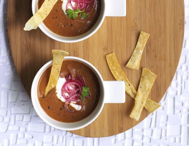 ... Vegetarian on Pinterest   Spinach, Cilantro and Black bean casserole
