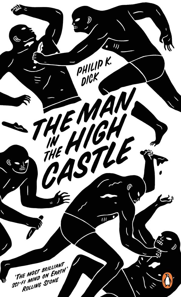 Cleonpeterson_themaninthehighcastle  http://www.itsnicethat.com/articles/behind-the-scenes-penguin-illustrated-covers