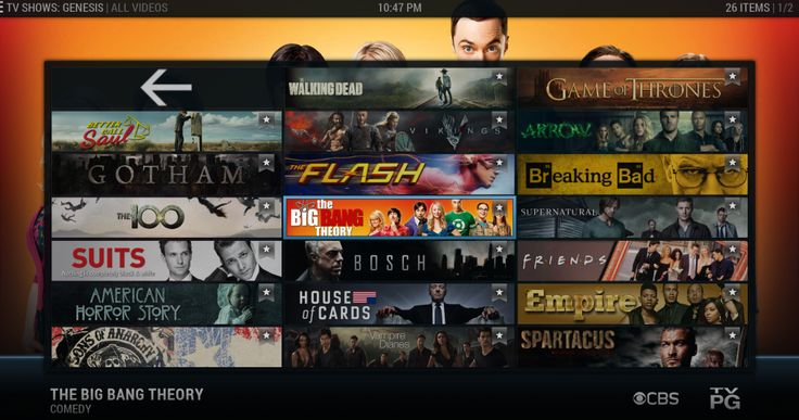 How to Merge Kodi Streaming Add-ons into the Video Library